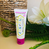 Jack n' Jill Natural Toothpaste - Berries and cream