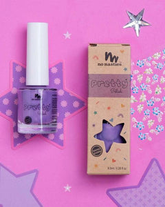 No Nasties pretty polish - Purple