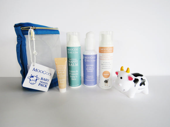 Moogoo Baby Travel Gift Pack