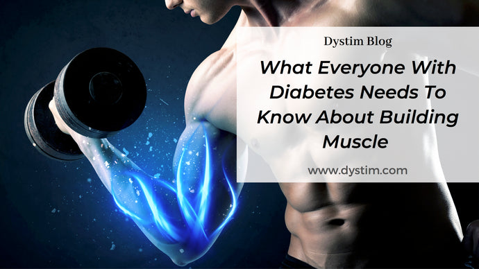 What everyone with diabetes needs to know about building muscle