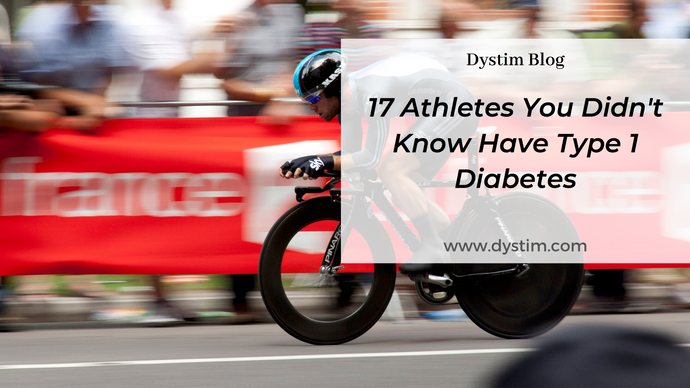 17 Athletes that you didn't know have Type 1 Diabetes