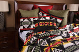 Eagle Rock Cal King/King Coverlet Set - K&R Interiors