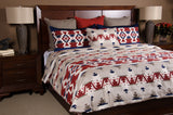 Muna Cal King/King Coverlet Set - K&R Interiors