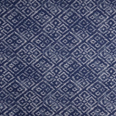 Golding Fabrics Biola Color: Delft - K&R Interiors