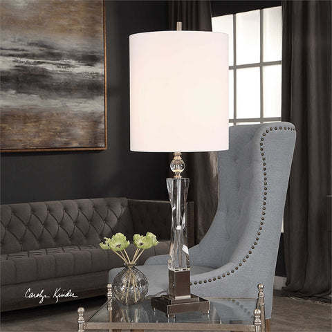 Uttermost Twyla Table Lamp - K&R Interiors