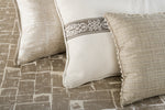 Stephanie King/Cal King Duvet Set - K&R Interiors