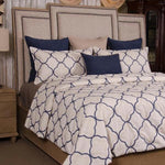Aria King/Cal King Coverlet Set - K&R Interiors