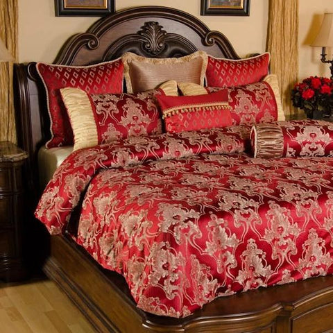 Vivian King/ Cal King Coverlet Set - K&R Interiors