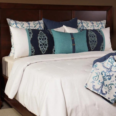 Catalina King / Cal King Coverlet Set - K&R Interiors