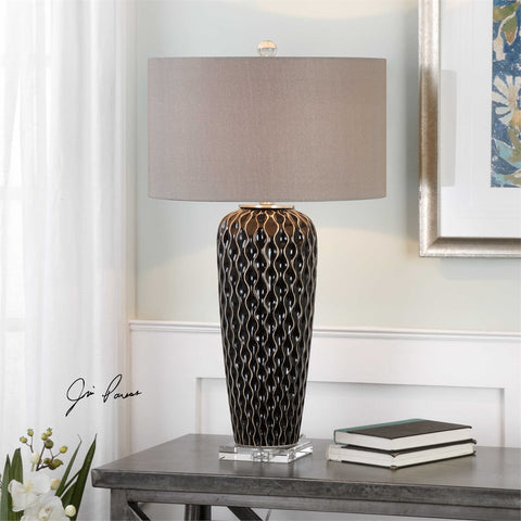 Uttermost Patras Table Lamp - K&R Interiors
