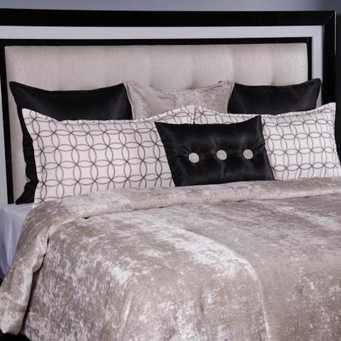 Grayson King/Cal King Coverlet Set - K&R Interiors