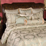 Brittany Queen Coverlet Set - K&R Interiors