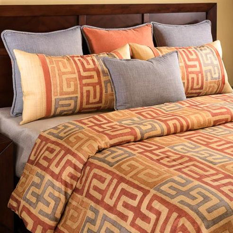 Zuri King/Cal King Duvet Set - K&R Interiors
