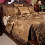 Wasatch King Coverlet Set - K&R Interiors