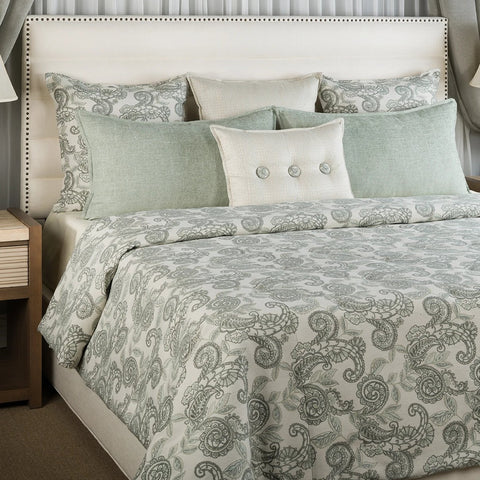 Serenity King/Cal King Coverlet Set - K&R Interiors