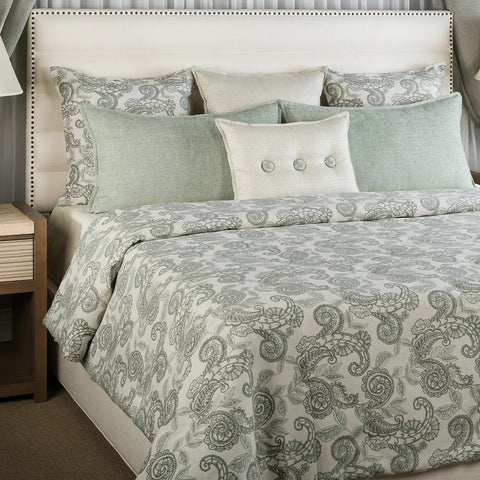 Serenity Queen Coverlet Set - K&R Interiors