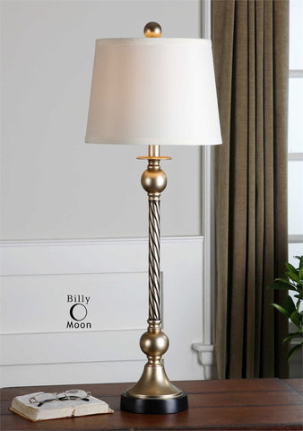 Uttermost Toano Buffet Lamp (pair) - K&R Interiors