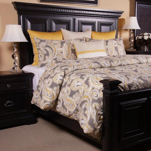 Sunflower King/Cal King  Duvet Set - K&R Interiors