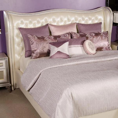 Amethyst Queen Duvet Set - K&R Interiors