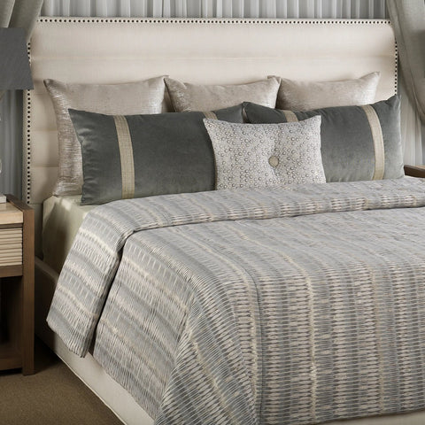 Max Queen Quilted Coverlet Set - K&R Interiors