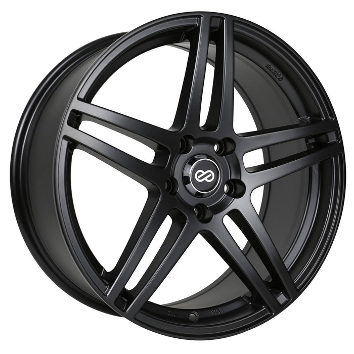 Enkei Wheel RSF5 16x7 5x114.3  38mm Matte Black