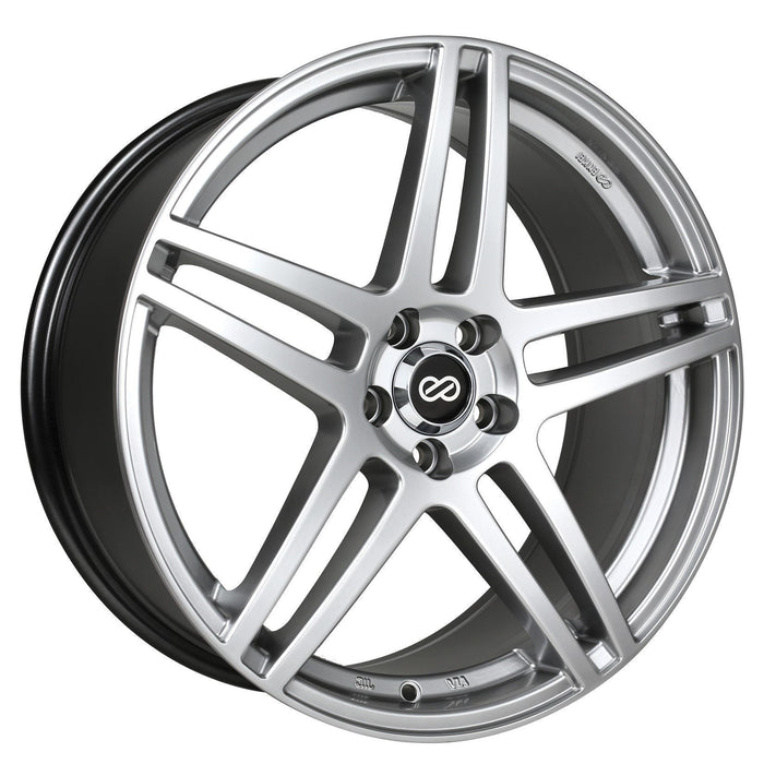 Enkei Wheel RSF5 16x7 5x100  45mm Hyper Silver