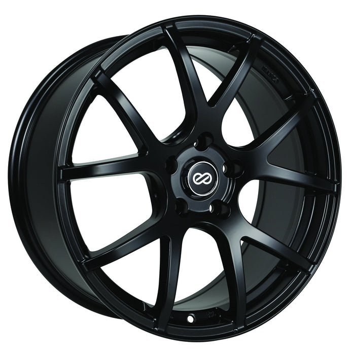 Enkei Wheel M52 18x8 5x100  45mm Matte Black