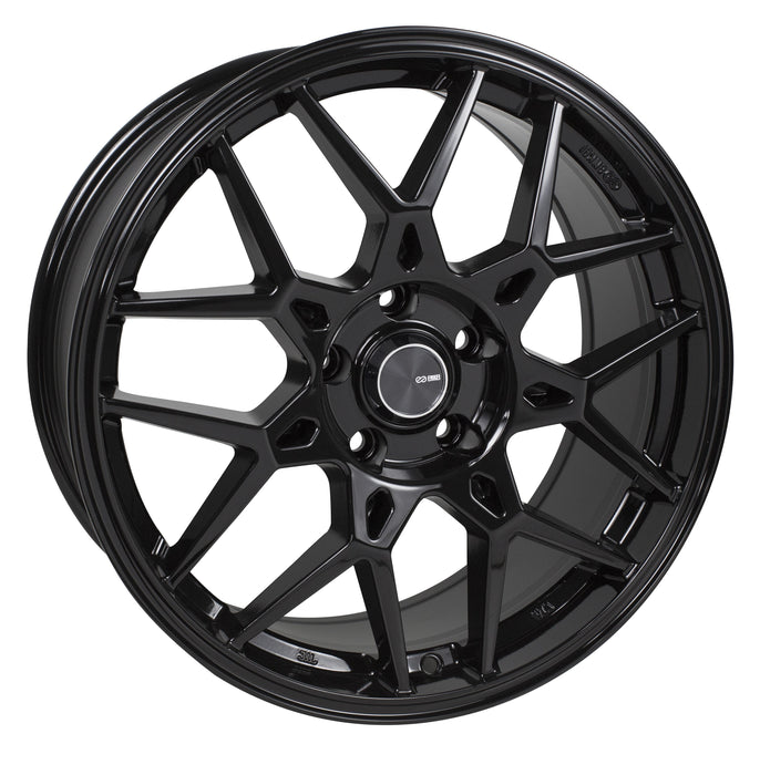 Enkei Wheel PDC 16x7 5x114.3  45mm Gloss Black