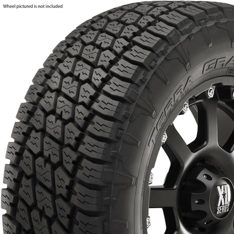 Terra Grappler G2 by Nitto Tire 265/70R17 4 Ply 115T