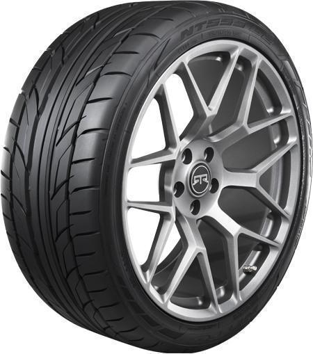 NT555 G2 by Nitto Tire 255/40ZR19 100W XL