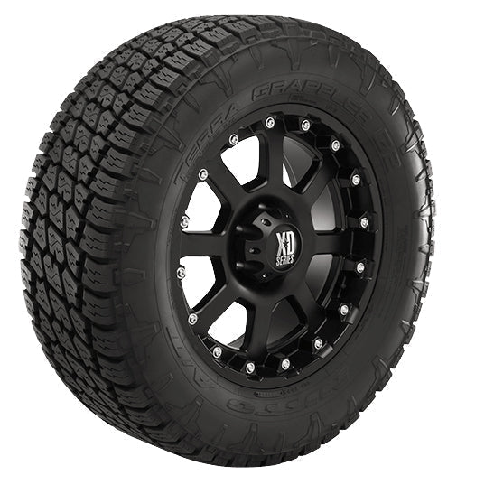 Terra Grappler G2 by Nitto Tire 37x12.50R20LT 10 Ply E 126 R