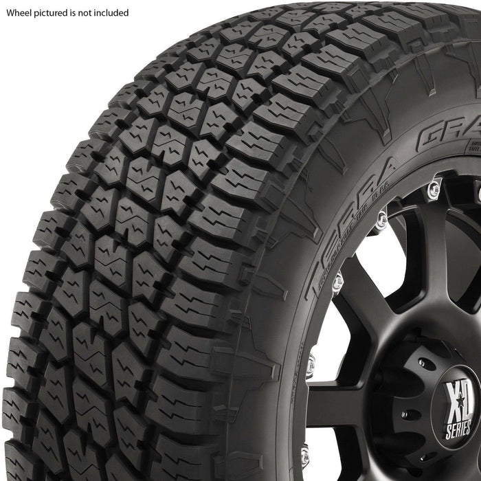Terra Grappler G2 by Nitto Tire LT285/50R22 10 Ply 121 R