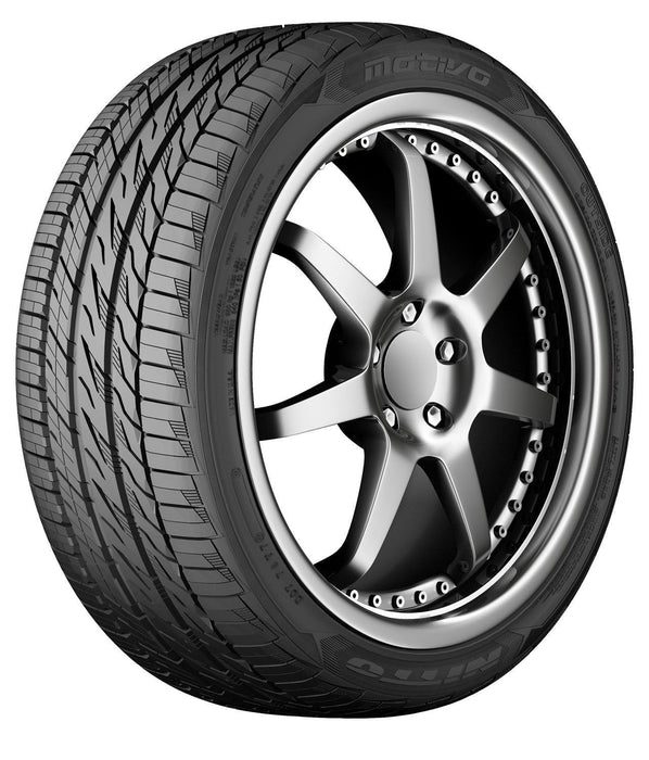 Motivo by Nitto Tire 255/50ZR19 107W
