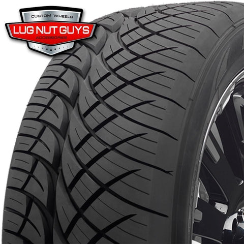 NT420S by Nitto Tire 255/50R18 106 V