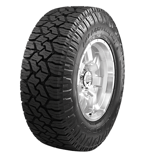 Exo Grappler by Nitto Tire 35x12.50R20LT 10 Ply E 121Q