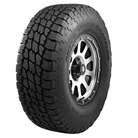 Terra Grappler by Nitto Tire LT285/75R16 8 Ply D 122Q