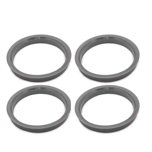 Hub Centric Rings 74mm to 66.56mm Set of 4