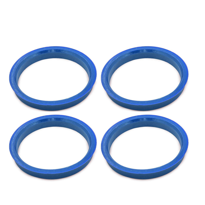 Hub Centric Rings 73mm to 54.1mm Set of 4