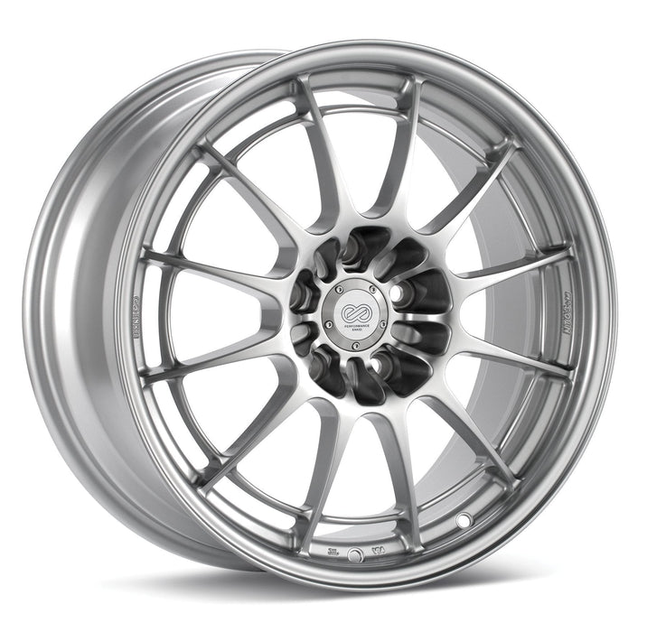 Enkei Wheel NT03+M 18x8.5 5x114.3  38mm Silver
