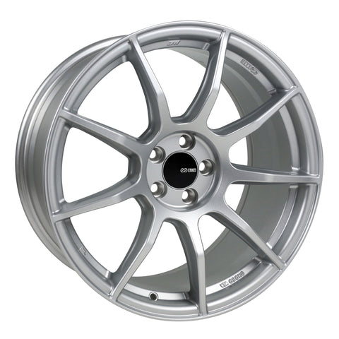 Enkei Wheel TS9 18x8 5x100  45mm Matte Silver