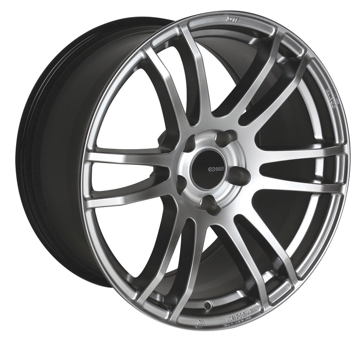 Enkei Wheel TSP6 17x9 5x114.3  35mm Hyper Silver