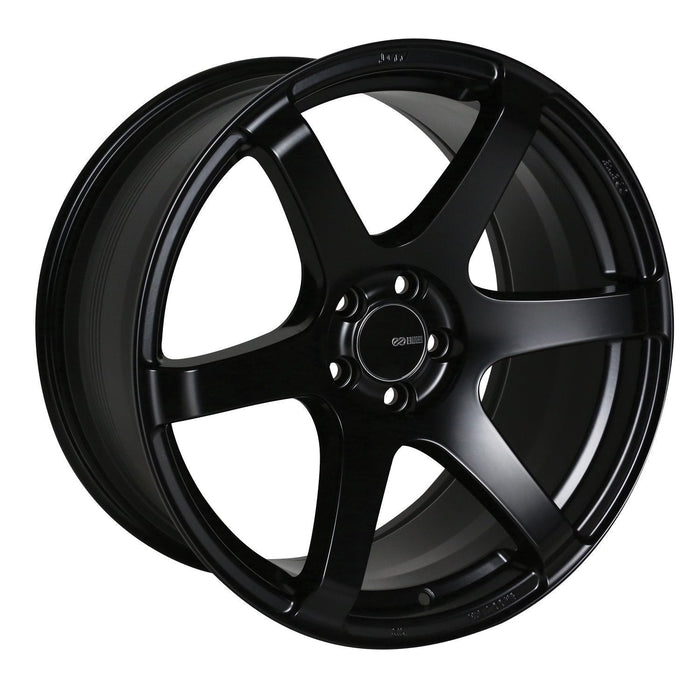Enkei Wheel T6S 17x8 5x114.3  40mm Matte Black