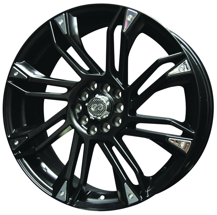Enkei Wheel GW8 18x7.5 4x100, 4x114.3  42mm Black