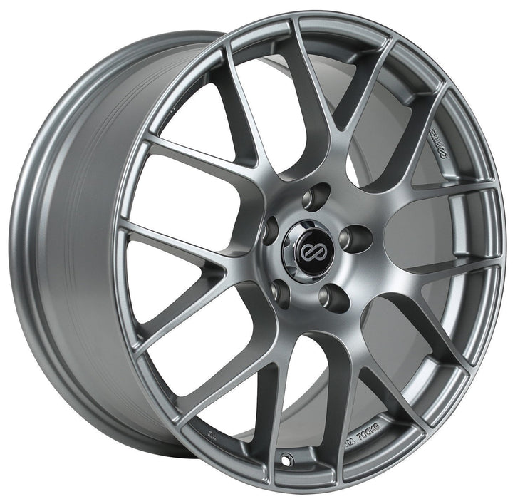 Enkei Wheel Raijin 18x8 5x100  45mm Gunmetal
