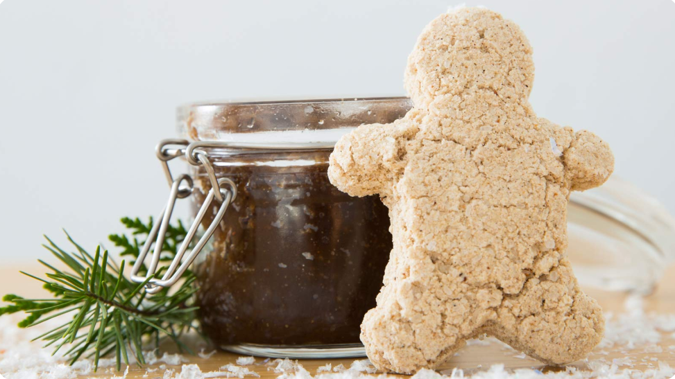 Gingerbread Bath Bombs and Scrub with dōTERRA Ginger