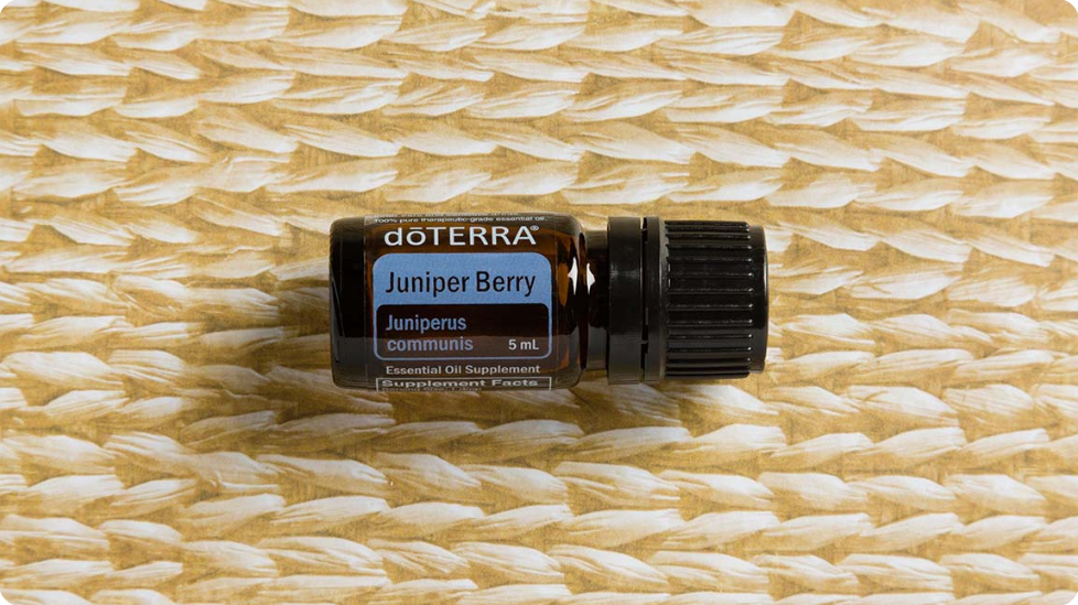 DIY Face Mask with dōTERRA Juniper Berry