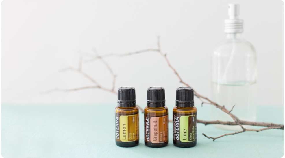 Spring Fling Room Spray with dōTERRA Oils