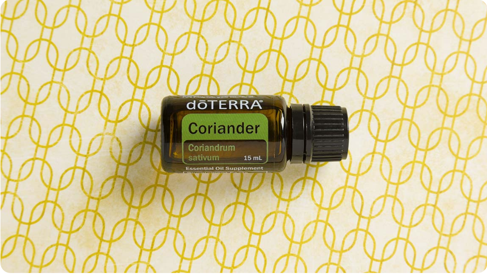 Aid in Digestion with dōTERRA Coriander