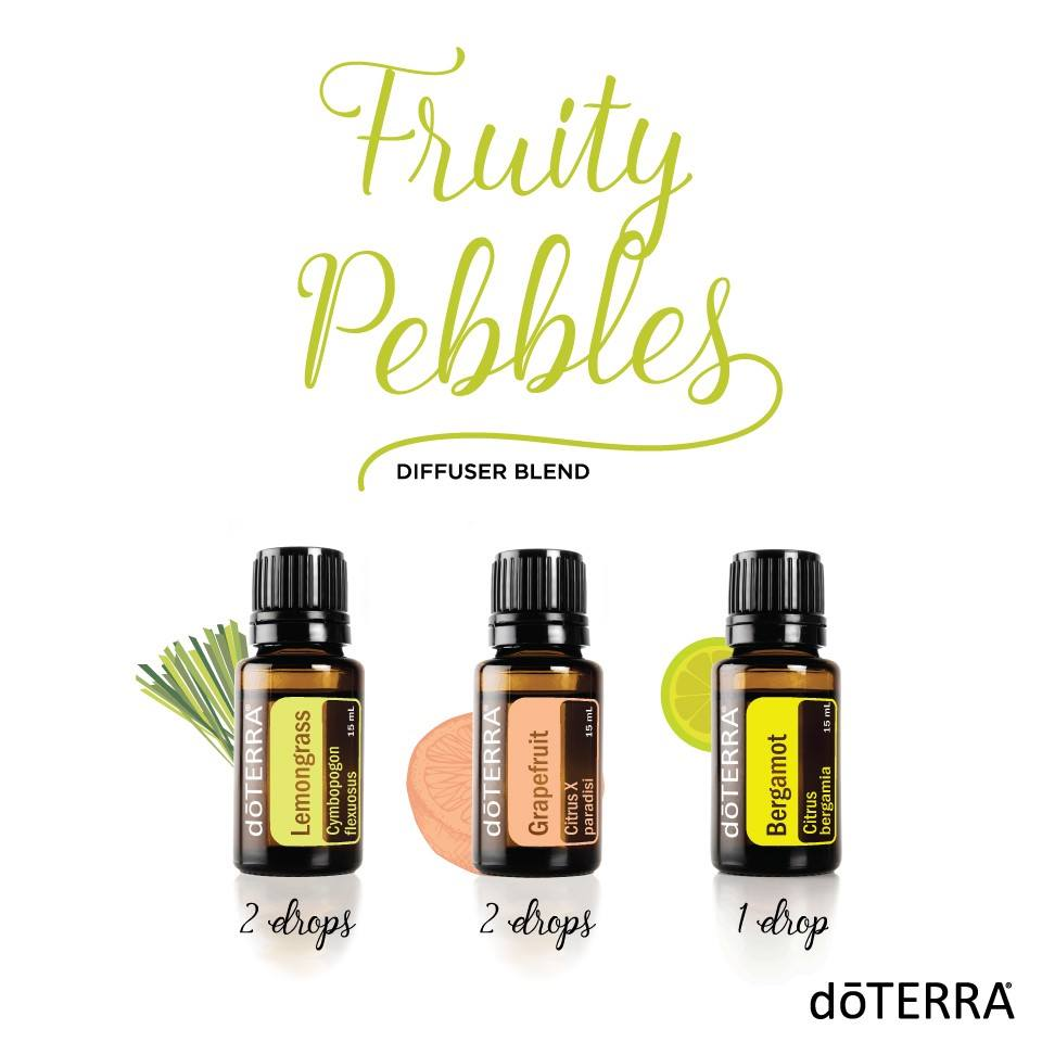 Fruity Pebbles Diffuser Blend with dōTERRA Oils