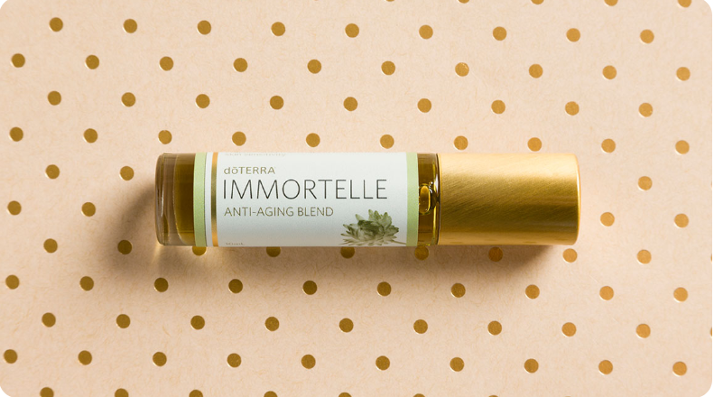Healthy Young Look with dōTERRA Immortelle